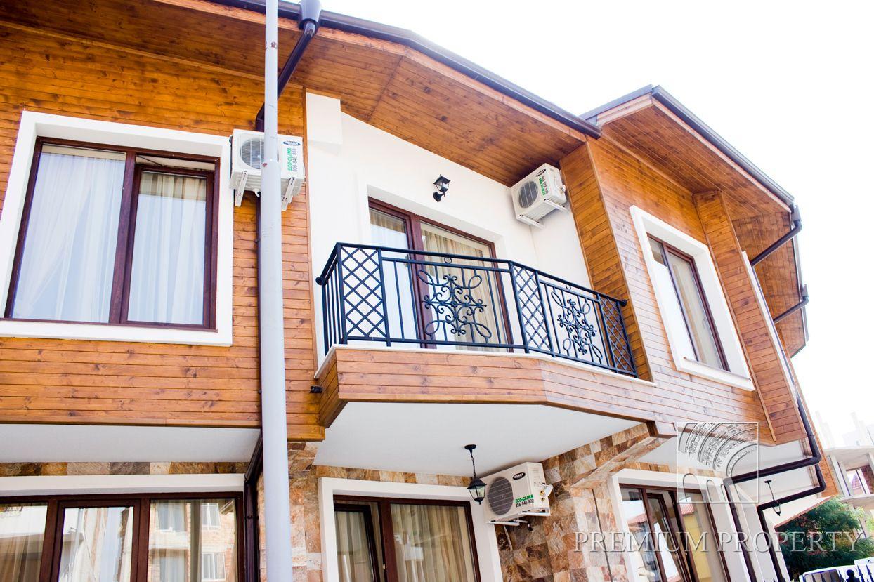 Апартаменты в Несебре, Болгария, 109.18 м2 - фото 1