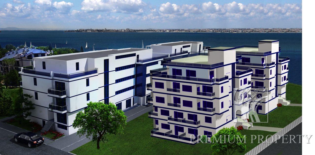 Апартаменты в Поморие, Болгария, 56.21 м2 - фото 1