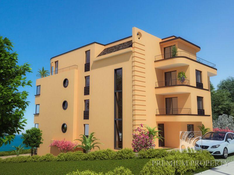 Апартаменты в Ахтополе, Болгария, 54.49 м2 - фото 1