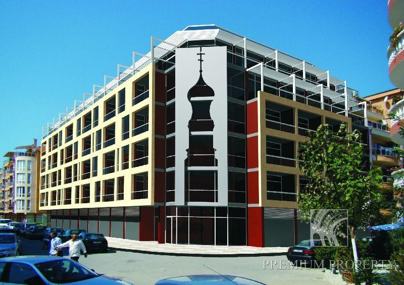 Апартаменты в Поморие, Болгария, 66.11 м2 - фото 1