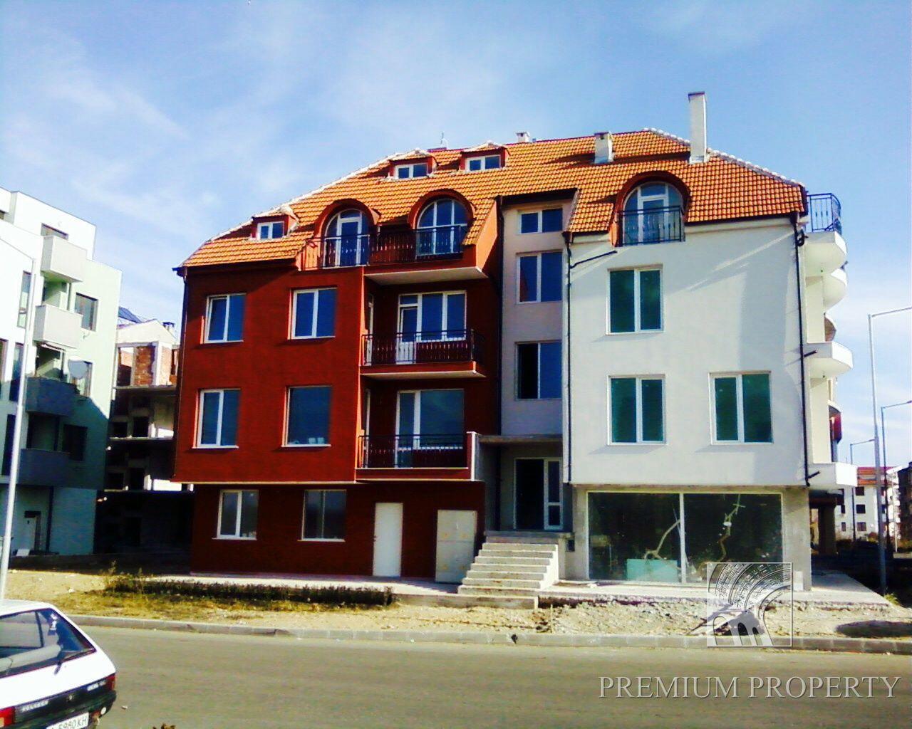Апартаменты в Несебре, Болгария, 60 м2 - фото 1