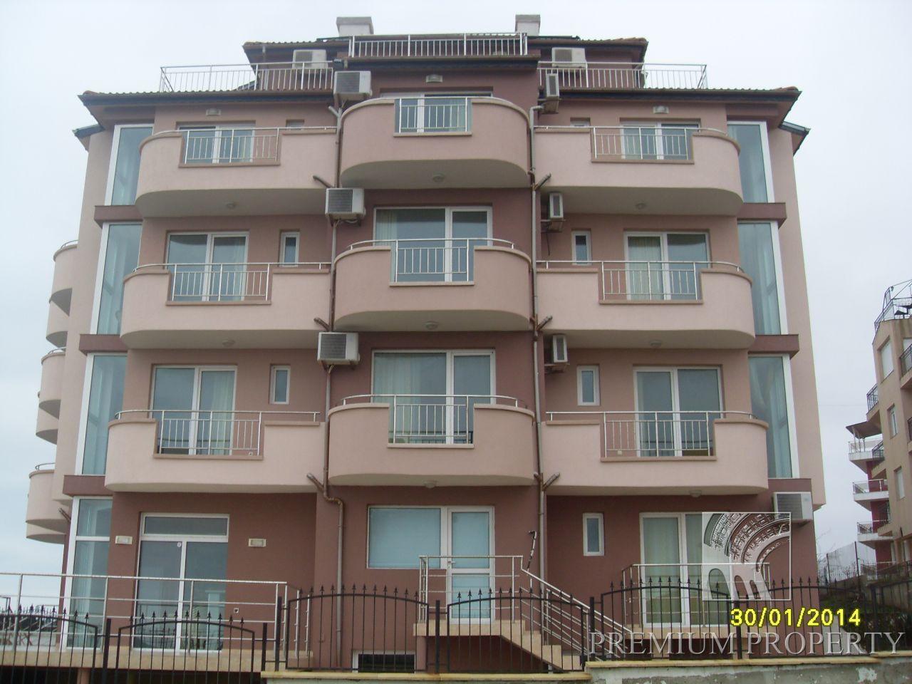 Апартаменты в Царево, Болгария, 11.2 м2 - фото 1