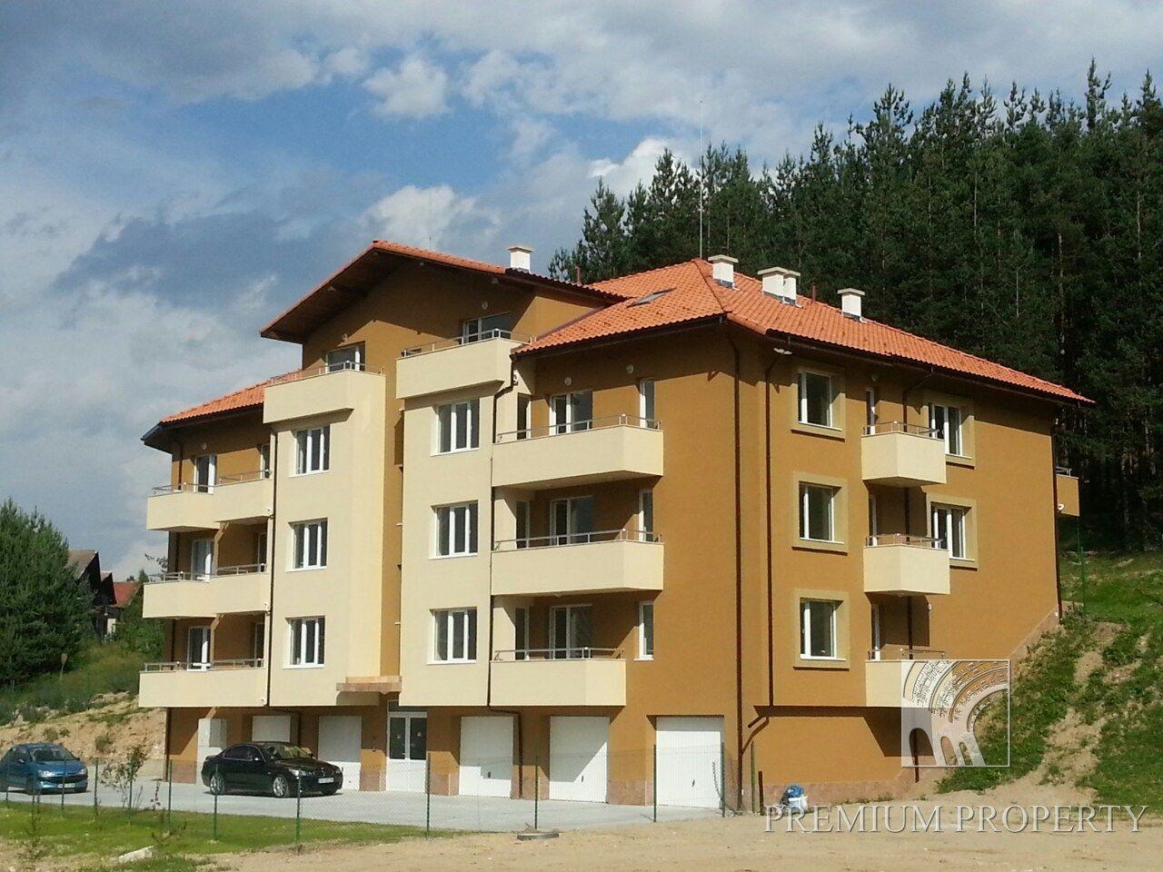 Апартаменты в Велинграде, Болгария, 56.06 м2 - фото 1