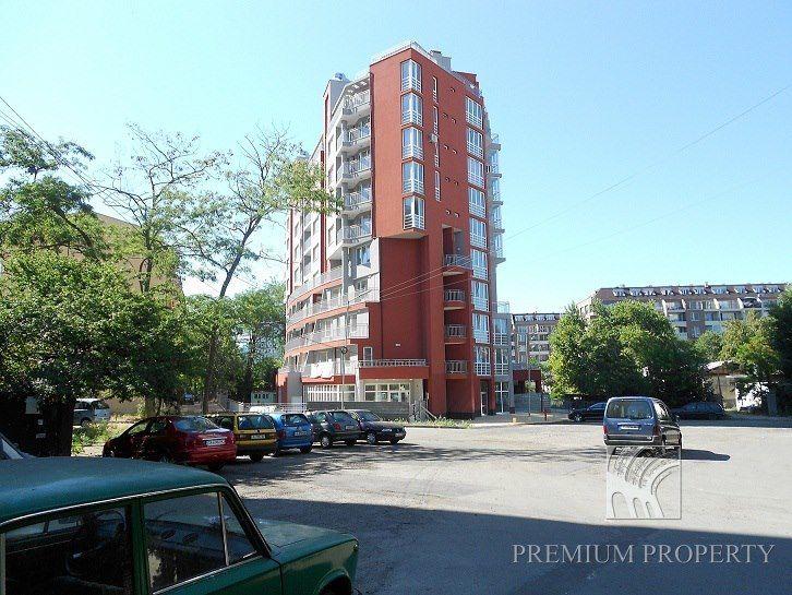 Студия в Бургасе, Болгария, 49.83 м2 - фото 1