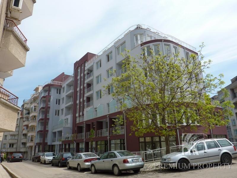 Апартаменты в Бургасе, Болгария, 74.76 м2 - фото 1