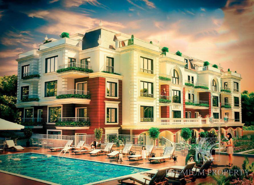 Апартаменты в Варне, Болгария, 42.46 м2 - фото 1