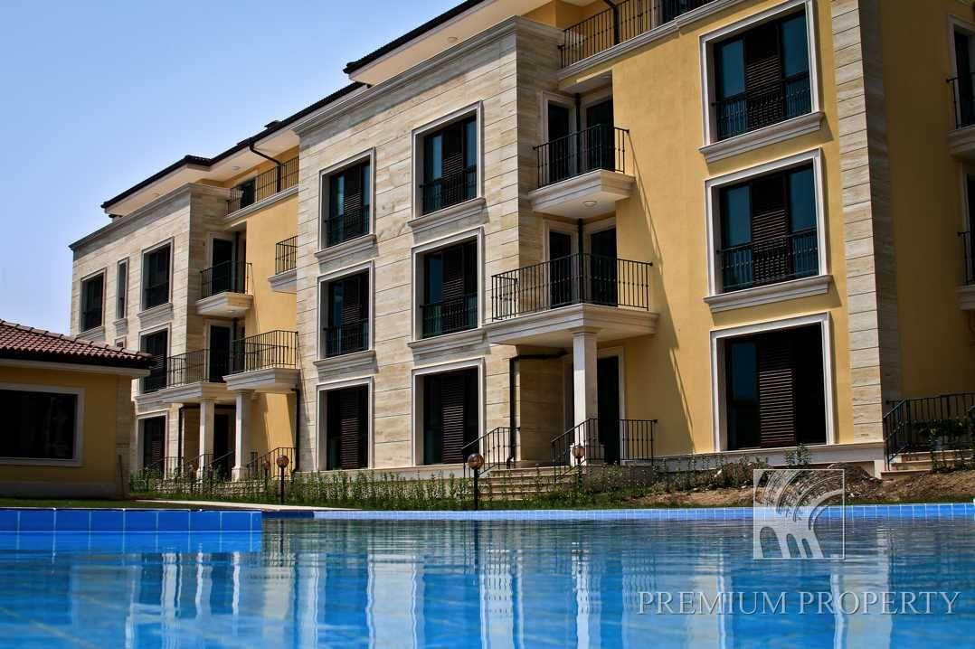 Апартаменты в Святых Константине и Елене, Болгария, 110.82 м2 - фото 1