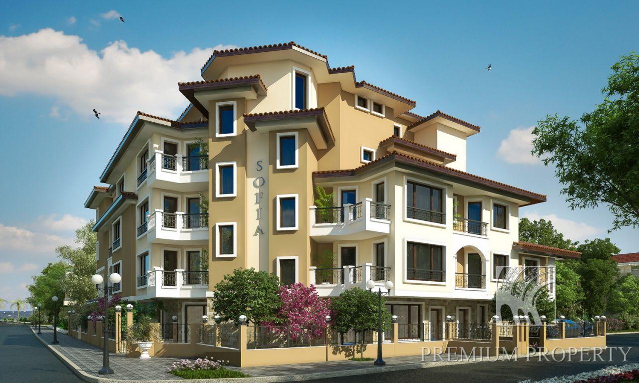 Апартаменты в Равде, Болгария, 61.83 м2 - фото 1