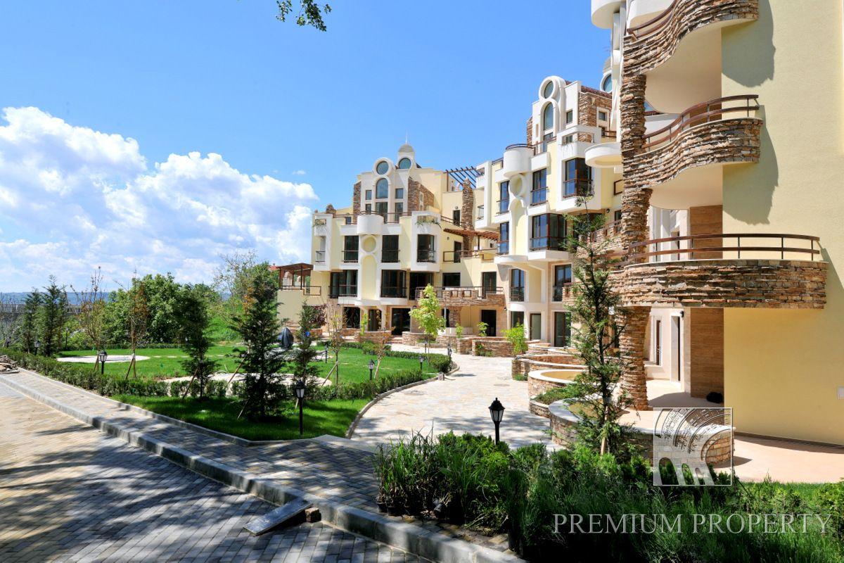 Апартаменты в Варне, Болгария, 131.16 м2 - фото 1