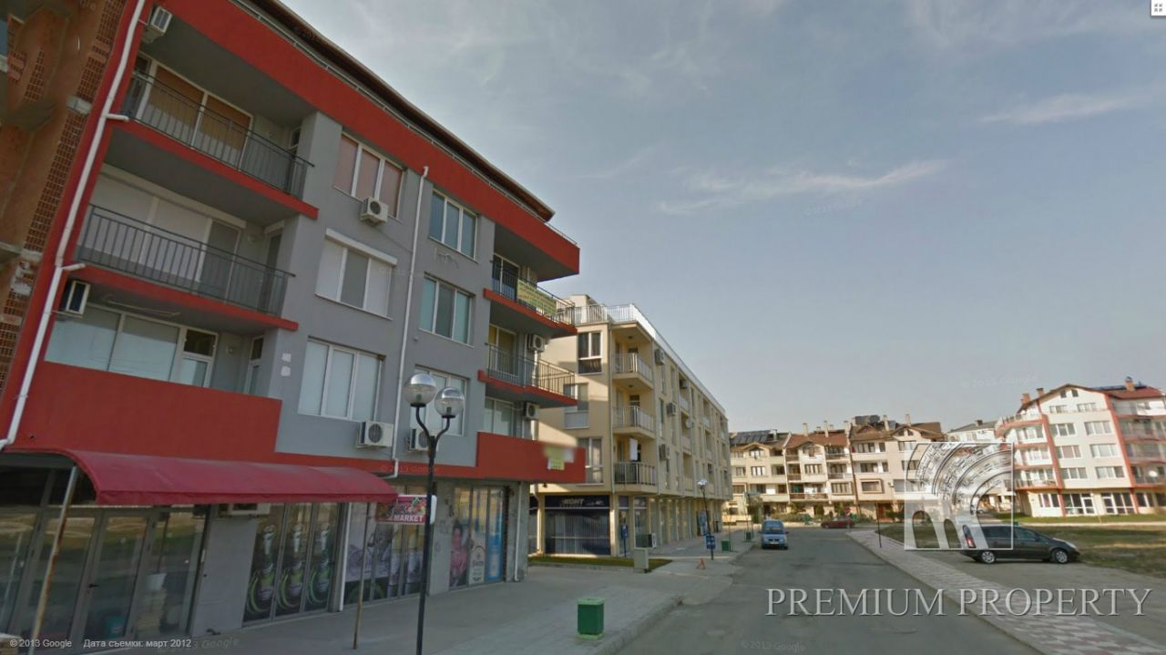 Студия в Приморско, Болгария, 42.72 м2 - фото 1