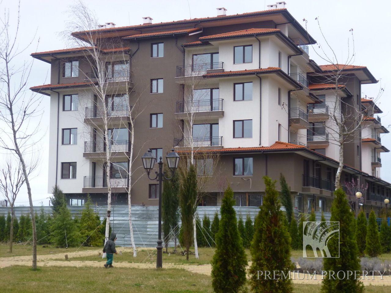 Студия на Солнечном берегу, Болгария, 47.5 м2 - фото 1