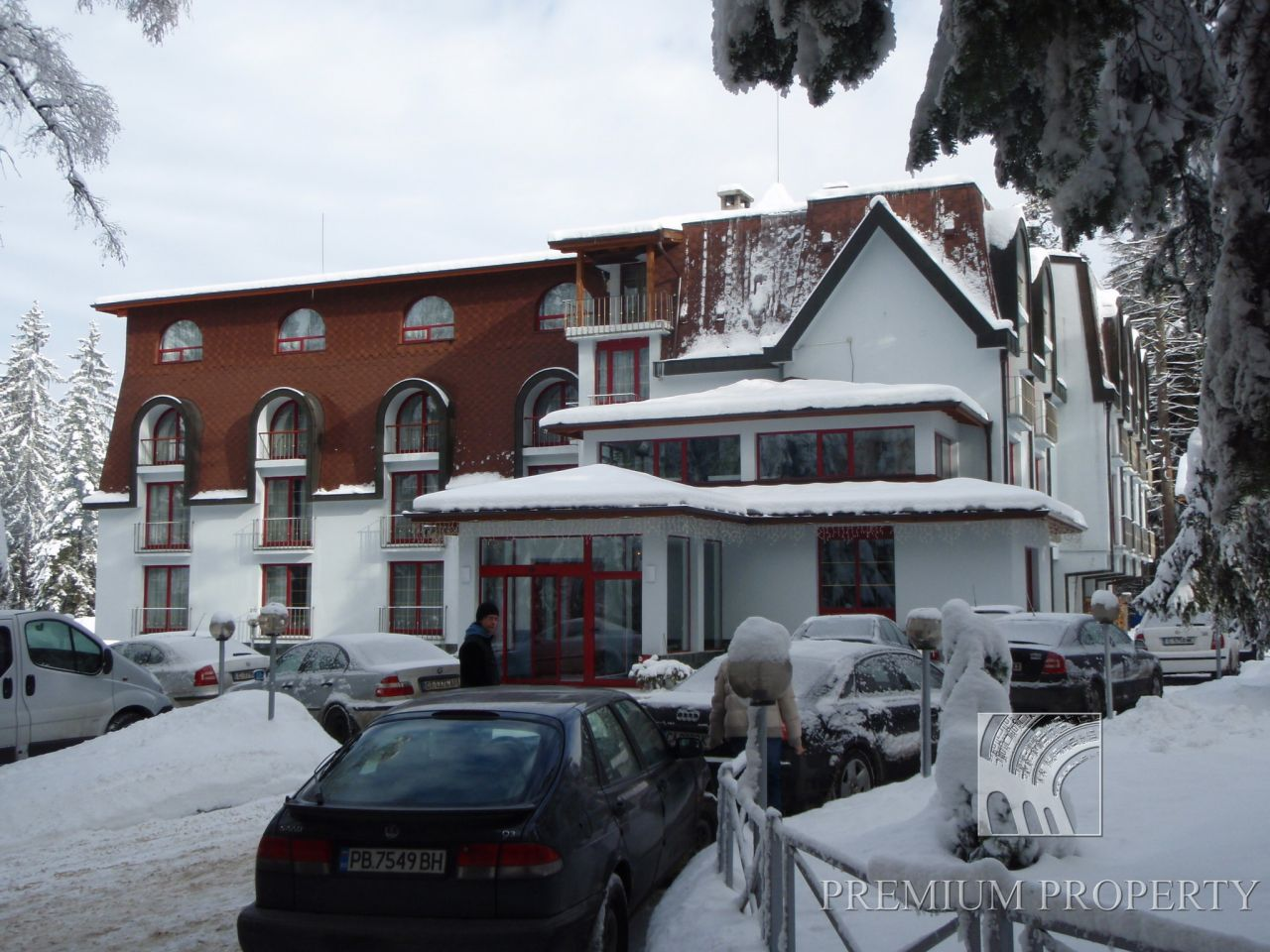 Апартаменты в Боровце, Болгария, 4000 м2 - фото 1