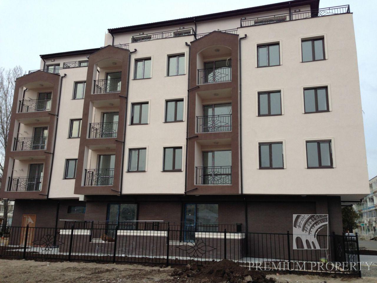 Апартаменты на Солнечном берегу, Болгария, 63.37 м2 - фото 1