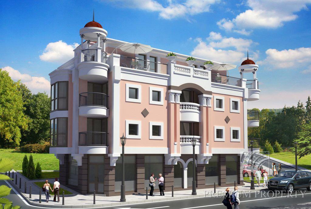 Апартаменты в Черноморце, Болгария, 64.66 м2 - фото 1