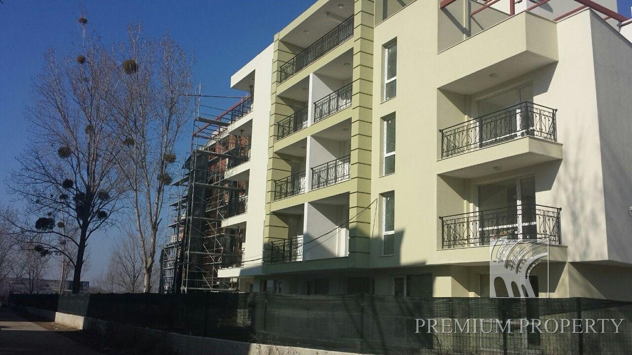 Апартаменты на Солнечном берегу, Болгария, 63.05 м2 - фото 1