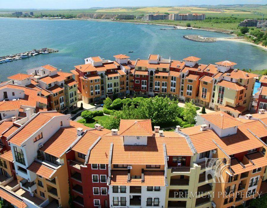 Апартаменты в Ахелое, Болгария, 91.04 м2 - фото 1
