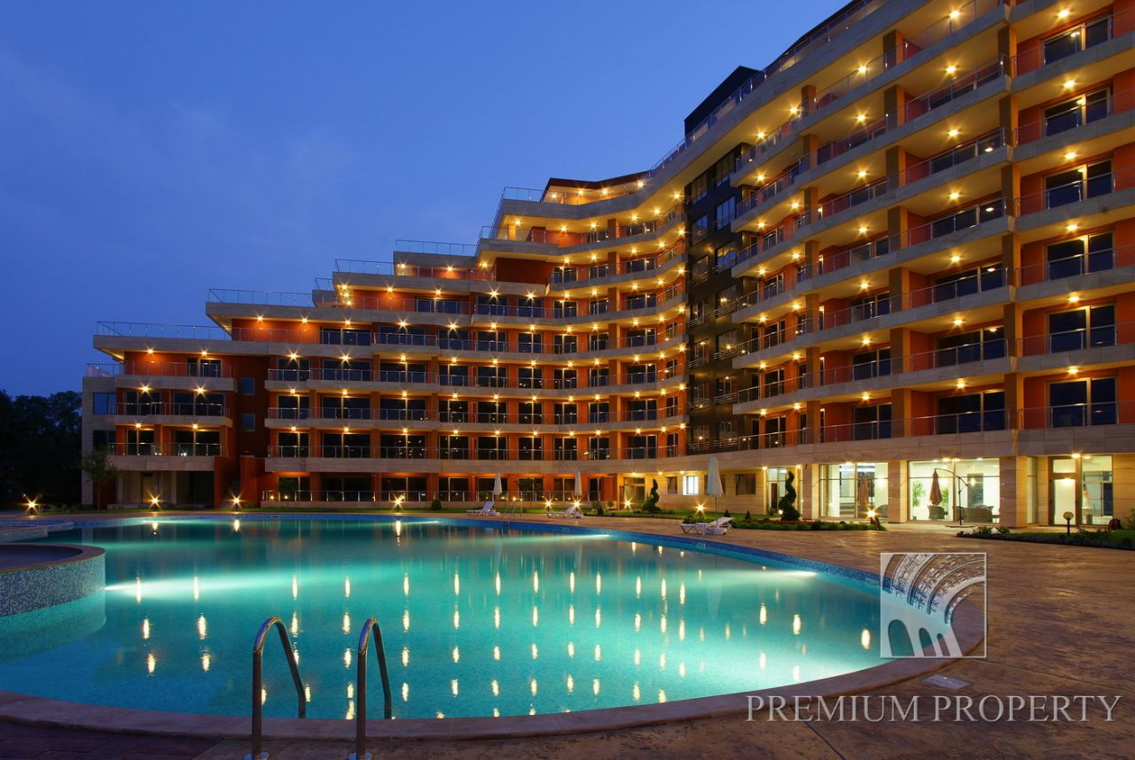 Апартаменты на Солнечном берегу, Болгария, 98.77 м2 - фото 1
