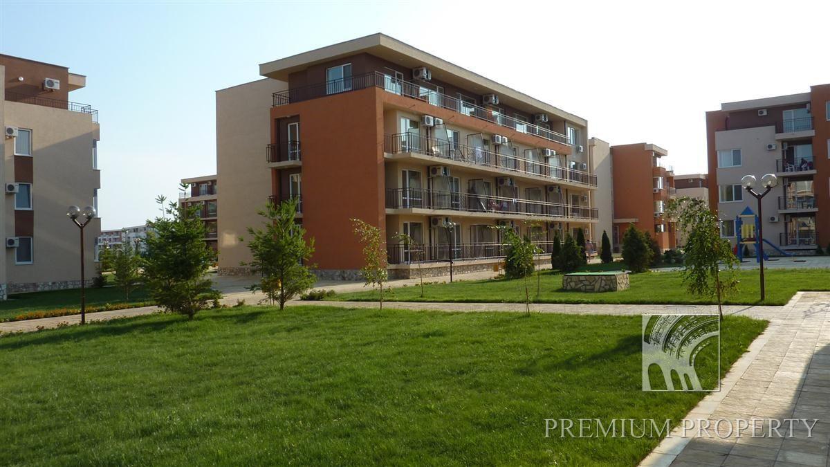 Апартаменты на Солнечном берегу, Болгария, 53.89 м2 - фото 1