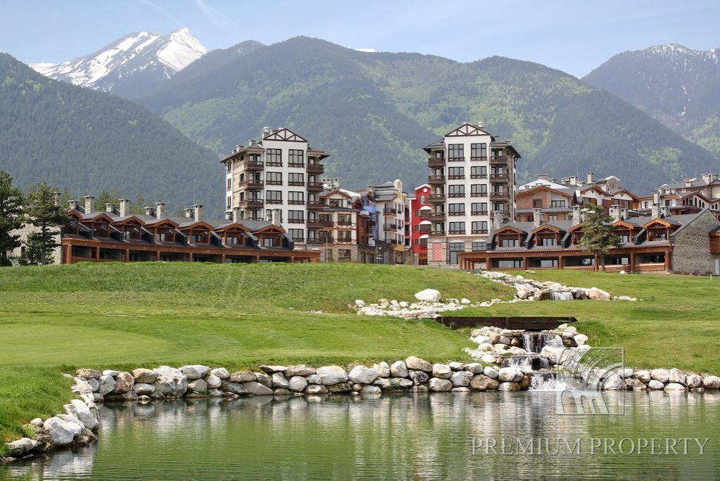 Апартаменты в Банско, Болгария, 378.11 м2 - фото 1