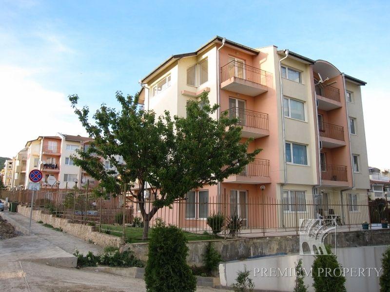 Апартаменты в Святом Власе, Болгария, 57.45 м2 - фото 1