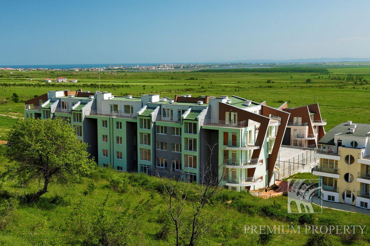 Апартаменты в Кошарице, Болгария, 59.19 м2 - фото 1