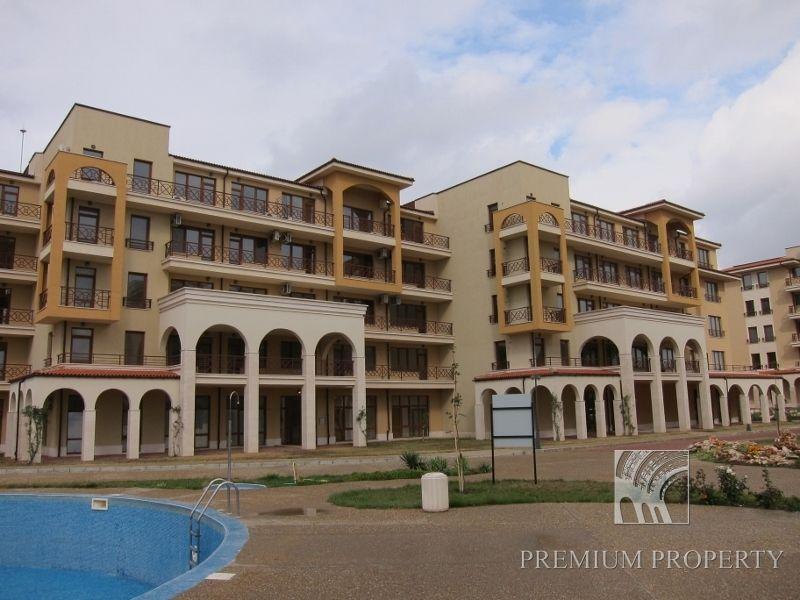 Апартаменты в Балчике, Болгария, 89.69 м2 - фото 1