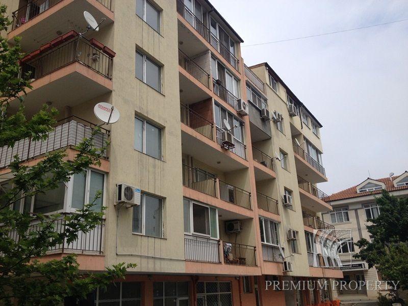 Студия в Бургасе, Болгария, 36 м2 - фото 1