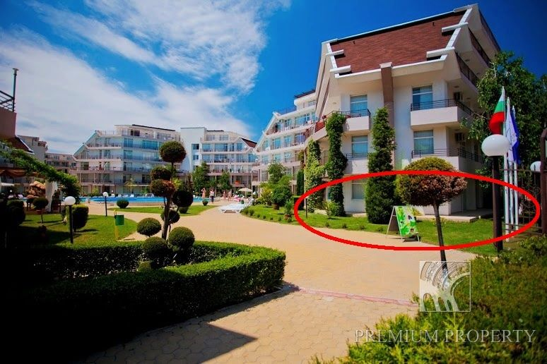 Апартаменты на Солнечном берегу, Болгария, 101 м2 - фото 1