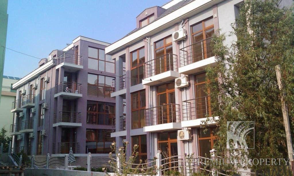 Апартаменты в Святом Власе, Болгария, 96.89 м2 - фото 1