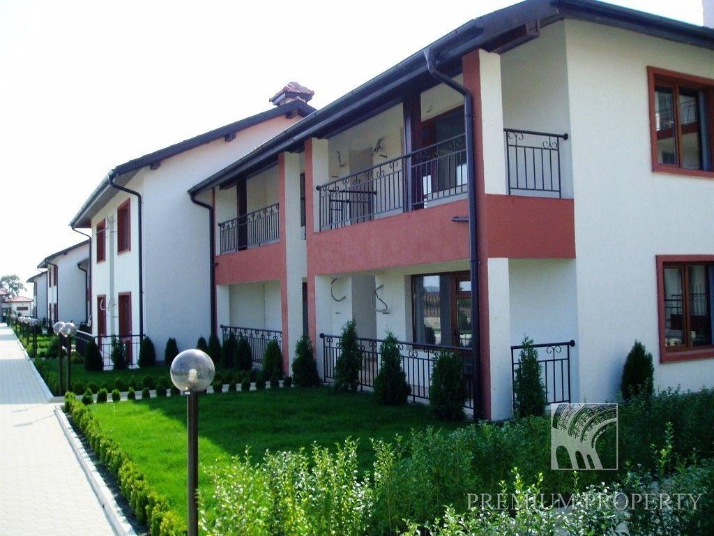 Апартаменты в Ахелое, Болгария, 56.96 м2 - фото 1