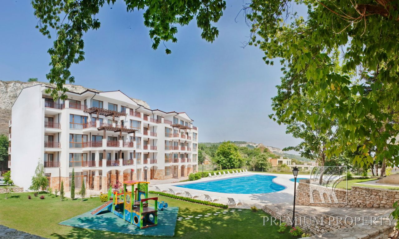Апартаменты в Балчике, Болгария, 112.52 м2 - фото 1