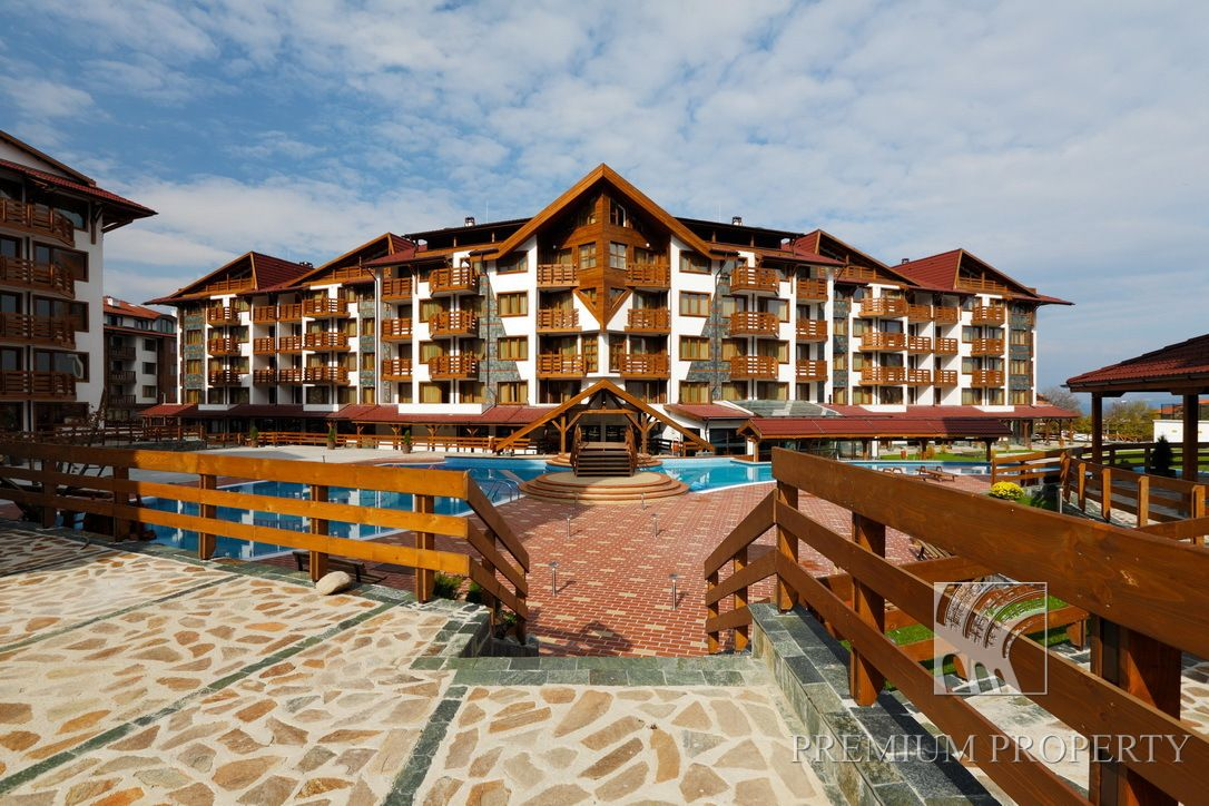Апартаменты в Банско, Болгария, 56.9 м2 - фото 1