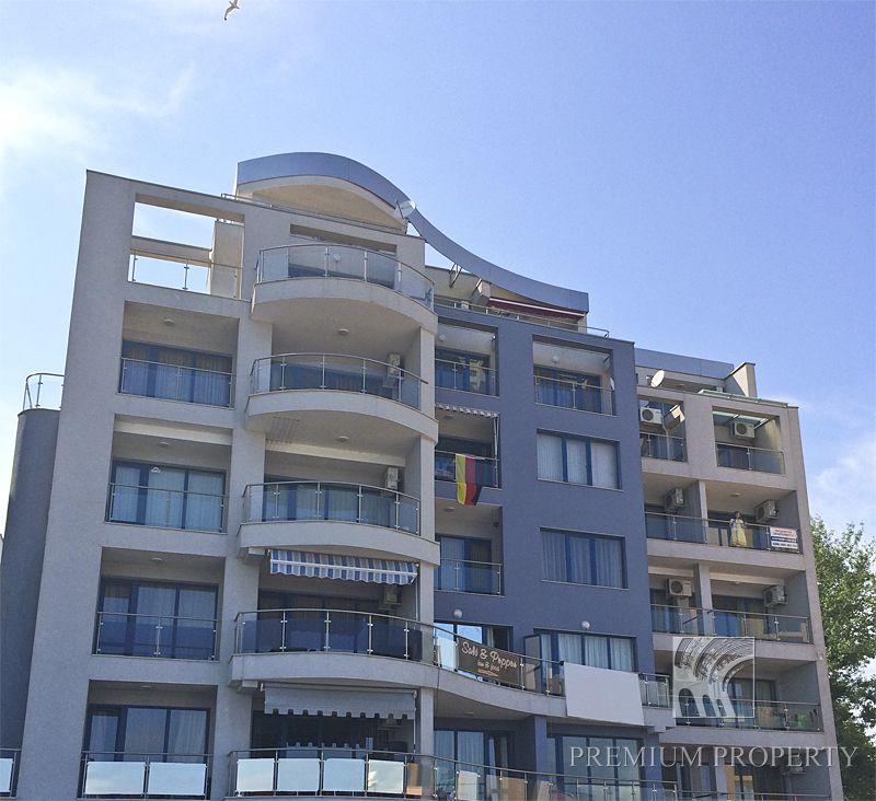 Апартаменты на Солнечном берегу, Болгария, 74 м2 - фото 1