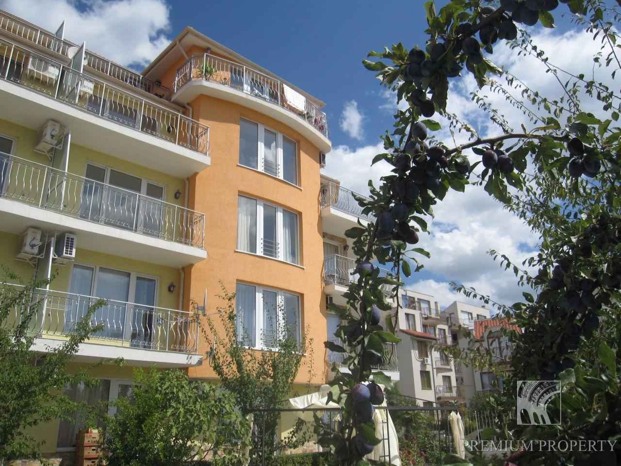 Апартаменты в Святом Власе, Болгария, 51.19 м2 - фото 1