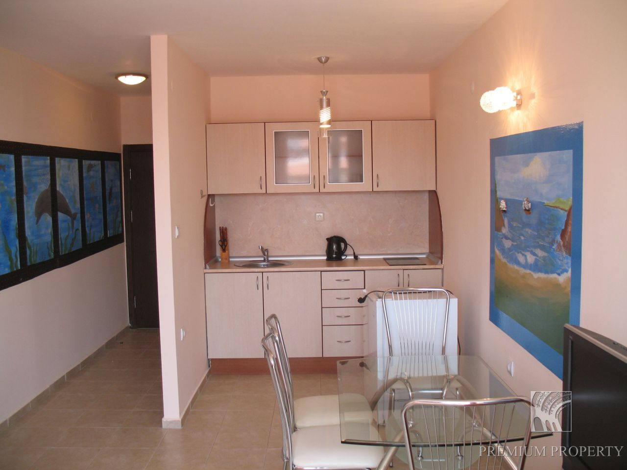 Апартаменты на Солнечном берегу, Болгария, 67 м2 - фото 1