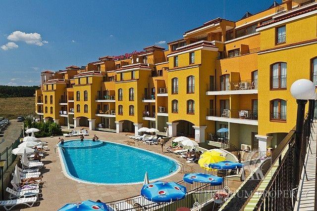 Апартаменты в Созополе, Болгария, 56.2 м2 - фото 1