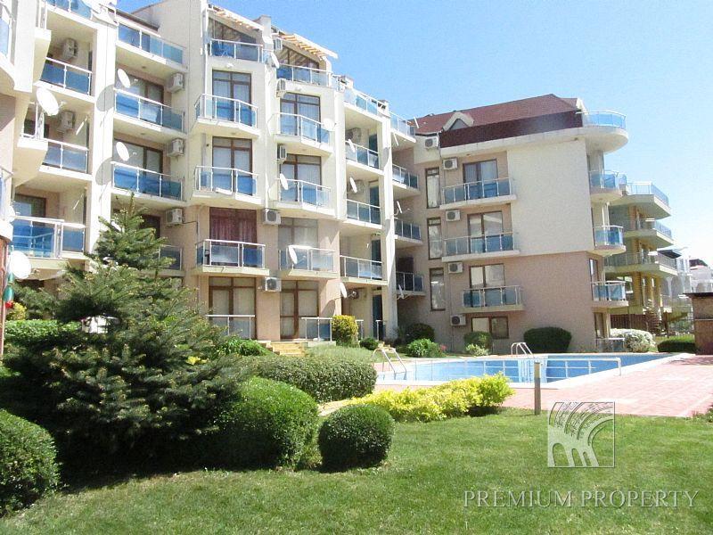 Апартаменты в Святом Власе, Болгария, 55.23 м2 - фото 1