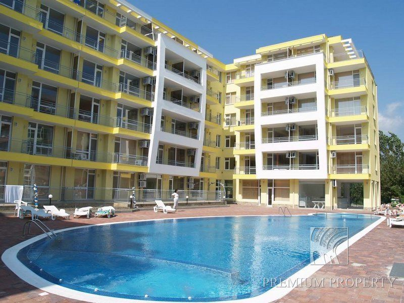 Апартаменты на Солнечном берегу, Болгария, 126 м2 - фото 1
