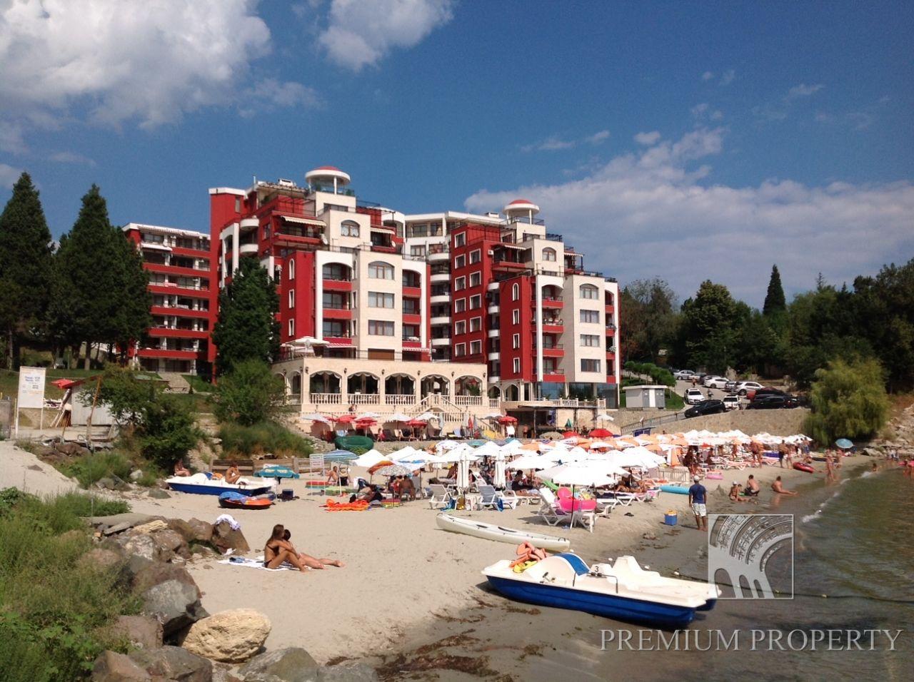 Апартаменты в Несебре, Болгария, 62 м2 - фото 1