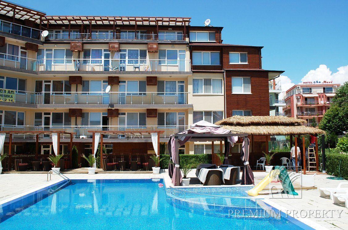 Апартаменты в Равде, Болгария, 37.81 м2 - фото 1