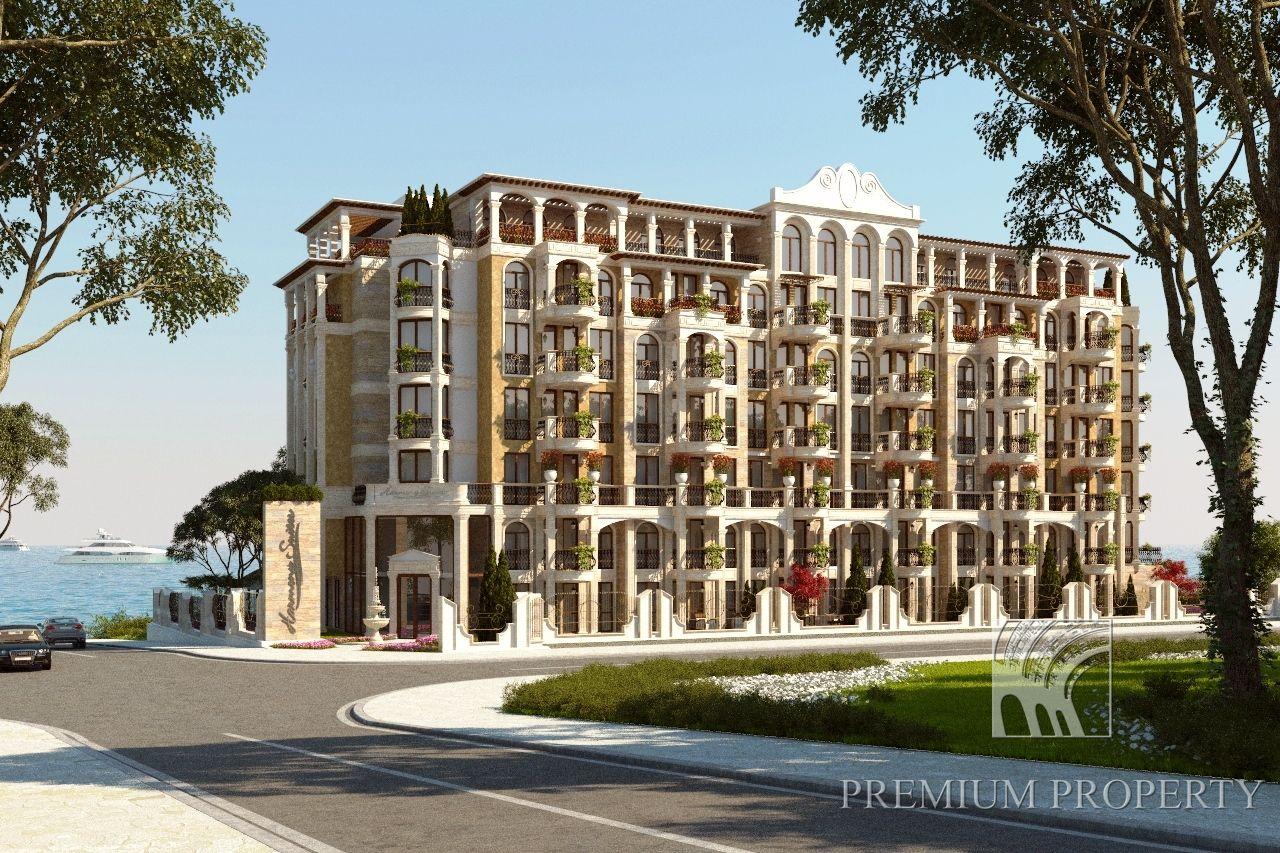 Апартаменты в Святом Власе, Болгария, 112.24 м2 - фото 1