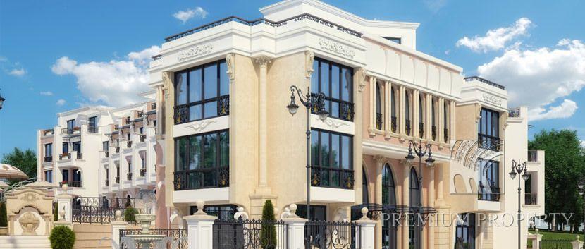Апартаменты в Святом Власе, Болгария, 60.49 м2 - фото 1