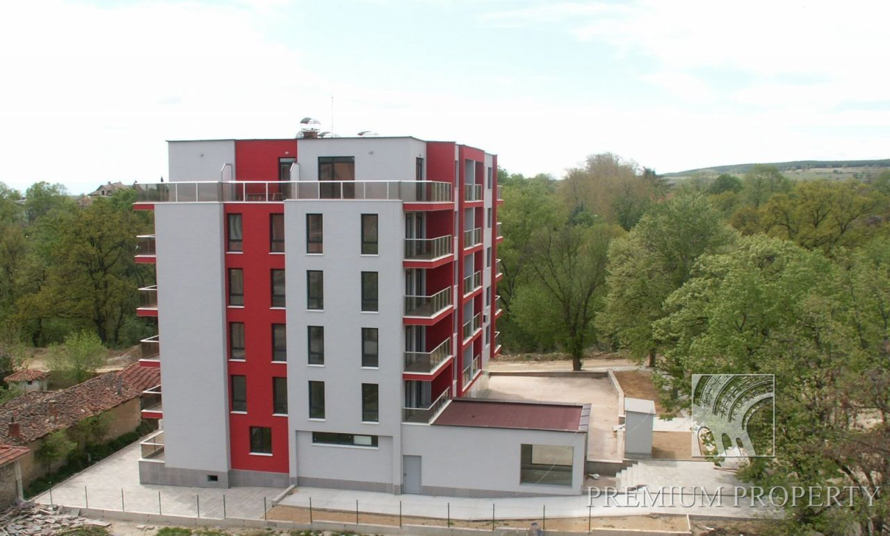 Апартаменты в Пловдиве, Болгария, 109.34 м2 - фото 1