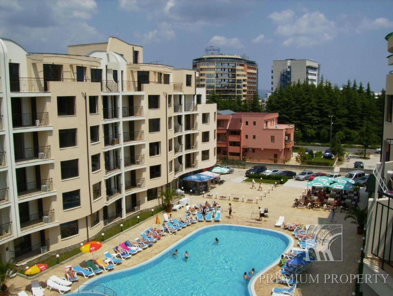 Апартаменты на Солнечном берегу, Болгария, 63 м2 - фото 1
