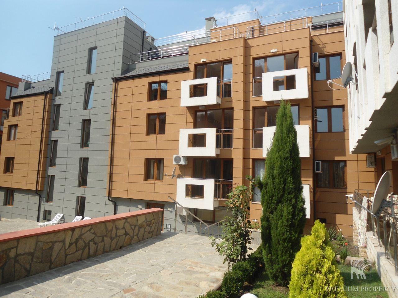 Студия в Святом Власе, Болгария, 39.59 м2 - фото 1