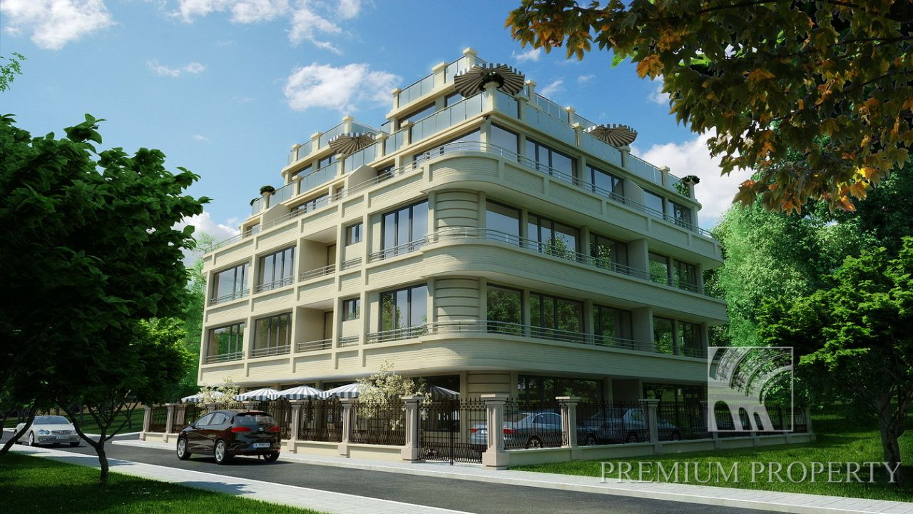 Апартаменты в Созополе, Болгария, 52.06 м2 - фото 1