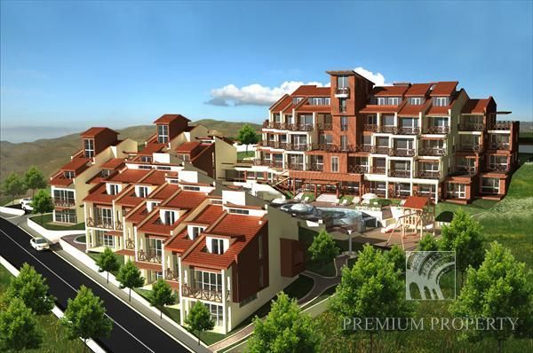 Апартаменты в Кошарице, Болгария, 72.81 м2 - фото 1
