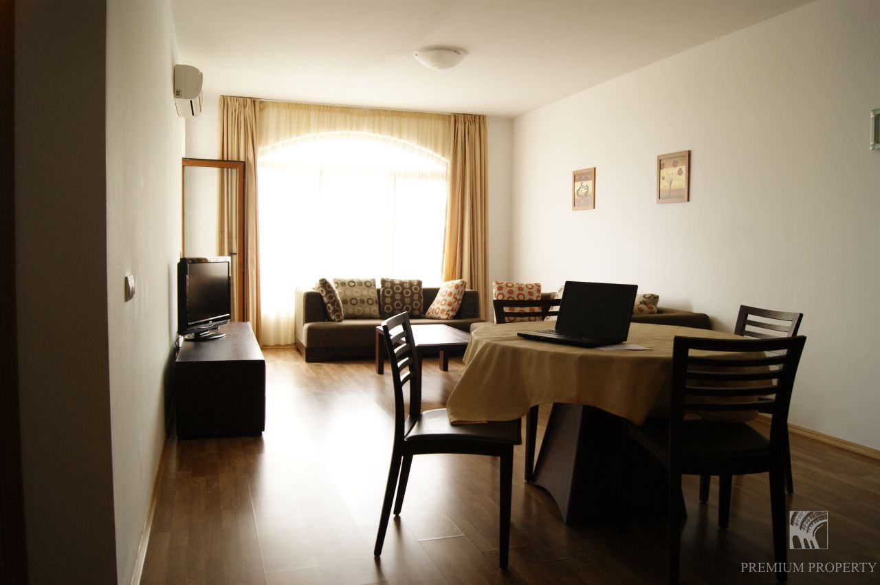 Апартаменты в Ахелое, Болгария, 65 м2 - фото 1