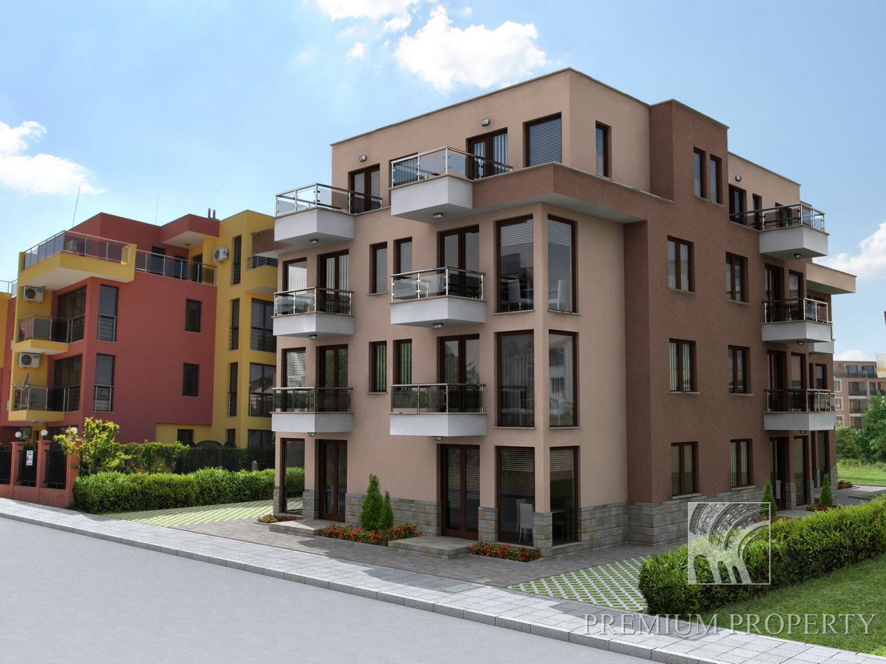 Апартаменты в Равде, Болгария, 45.71 м2 - фото 1