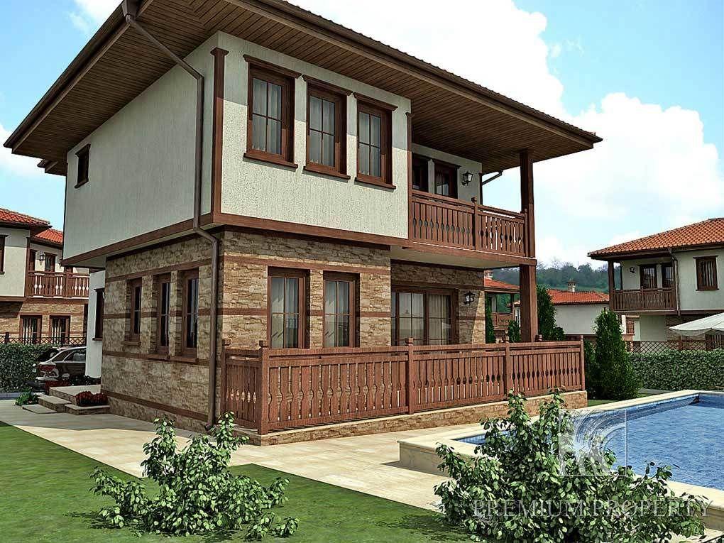 Дом в Бяле, Болгария - фото 1
